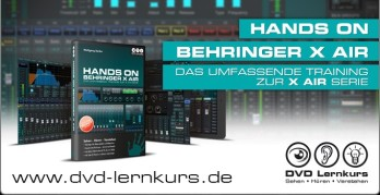 Hands On Behringer X Air